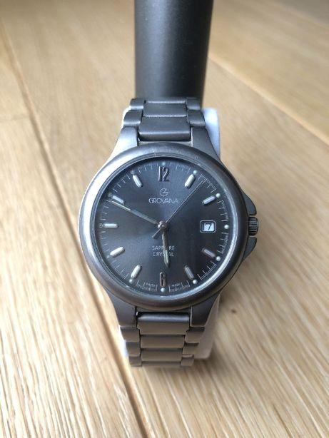 Szwajcarski zegarek Grovana