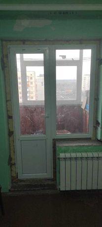 Балконный блок (балконная дверь и окно)