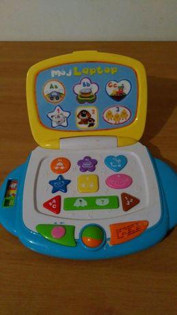 Laptop dla dzieci interaktywny