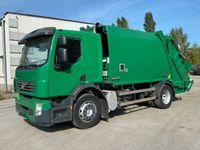 Volvo FE280 miejska śmieciarka NTM 16m3 EURO 5 w całości na części