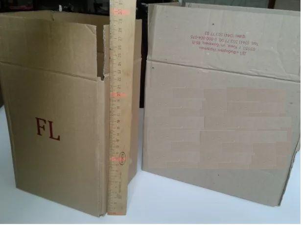 Коробки картонные , разные размеры, б/у