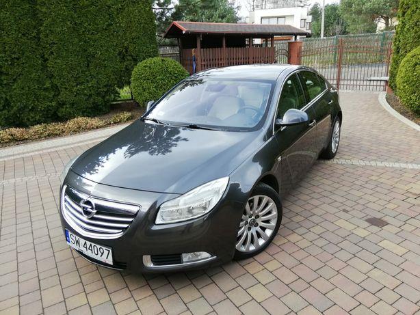 Opel Insignia 2.0 CDTI 160KM 2010r pier właś FV cena brutto super stan