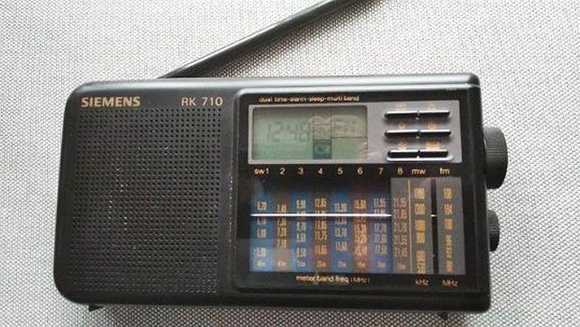 Radio wielozakresowe Siemens