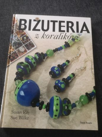 """Książka """"Biżuteria z koralików"""""""