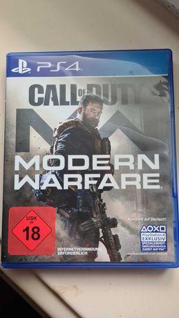 Gra PS4 Call of duty Modern Warfare