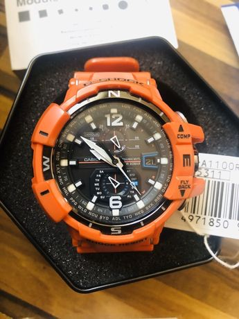 Unikatowy zegarek G-SHOCK GW-A1100R