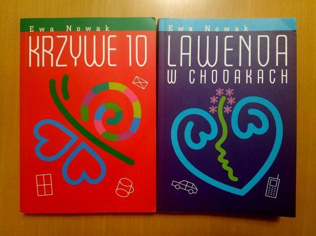 Krzywe 10 + Lawenda w Chodakach, Ewa Nowak
