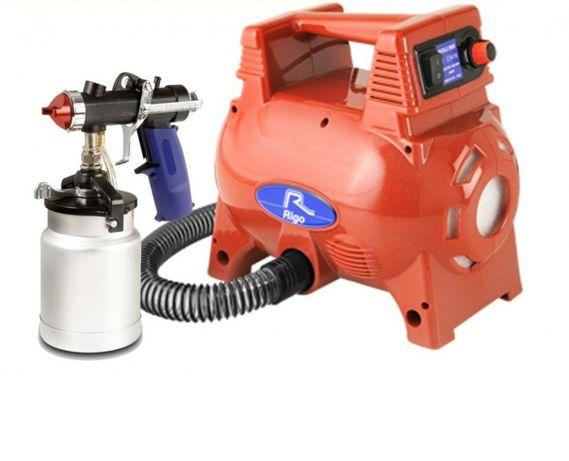 Turbina Pintura Multi RIGO TMR 80 HVLP (Airless / Compressor directo)
