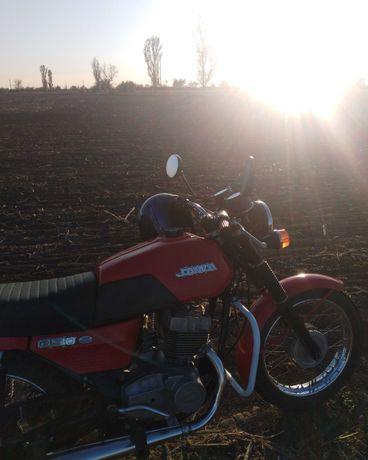 Продам мотоцикл Ява 350-638.00