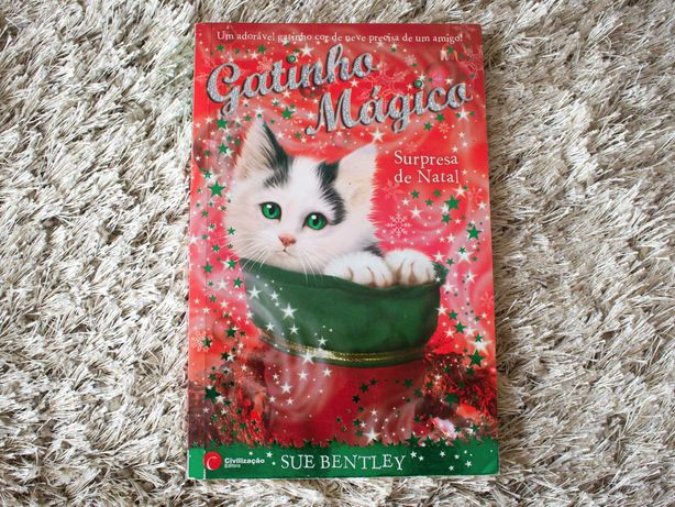 Gatinho Mágico - Supresa de Natal