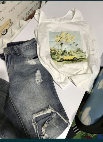 Джинсы , штаны женские