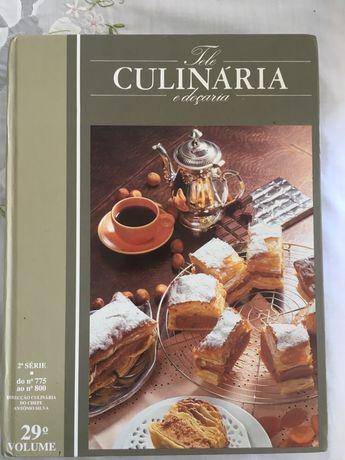 Livro culinária