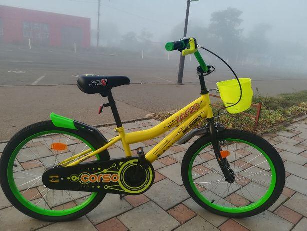 """Детский спортивный велосипед 20"""".Для детей старше 6 лет"""