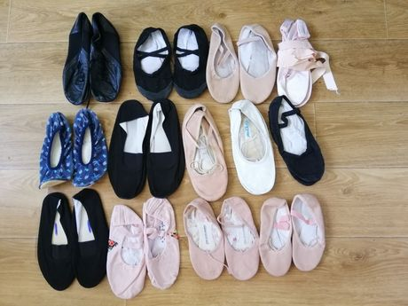 Продам чешки балетки