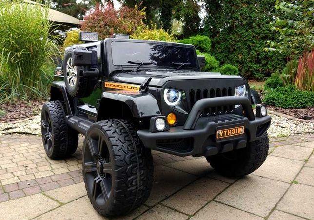 Jeep WRANGLER 4x4 Terenowy AKUMULATOR Auto Ford Dzieci Elektryczny SUV