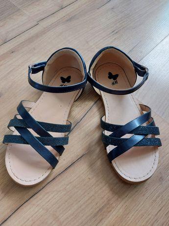 Sandały,sandałki H&M roz.30