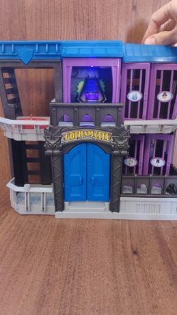 Тюрьма Mattel Ghotem city
