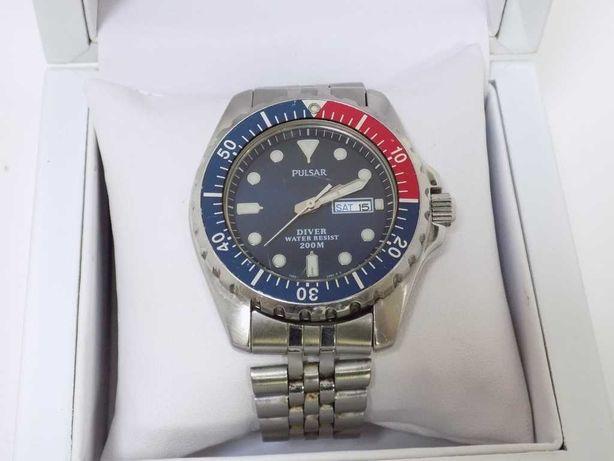 Zegarek Męski Pulsar Diver 7N36