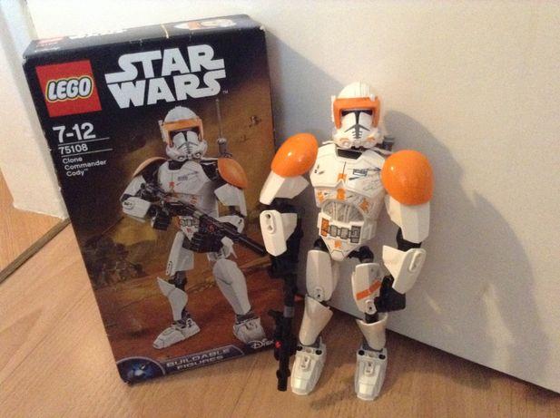 Klocki Lego Star Wars, Figurka Clone Commander, 75108