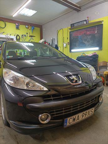 Peugeot 207 Hatchback 1,4 Benz.90 KM.2007r.Super stan.Przebieg 120 tys