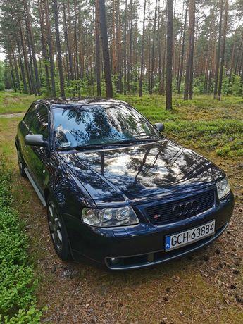 Audi s3 quattro 2002