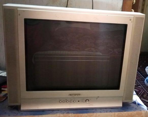 """Телевизор Samsung 21"""" дюйм (54 см) CS-21K5MHQ"""