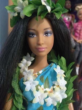 Коллекционная кукла Барби Princess of the Pacific Islands