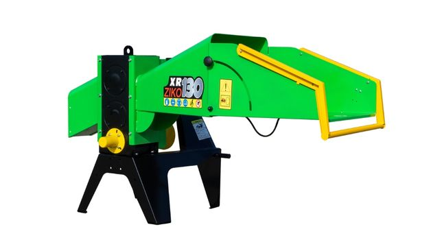 Rozdrabniacz RĘBAK walcowy do 11 cm 6nozowy XR130 nowymodel