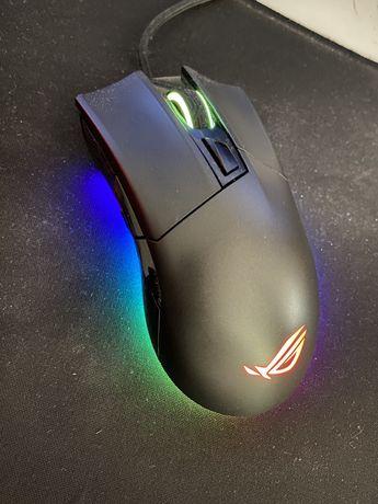 Rato Gaming Asus ROG Gladius II RGB