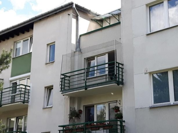 Siatka zabezpieczająca balkon , okno dla kota