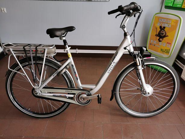 Sprzedam holenderski rower elektryczny STELLA GIRALDO