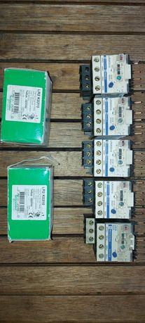 Przekaźnik cieplny termiczny LR2 K0310 termik 2.6-3.7A schneider