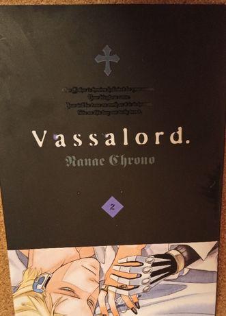 Manga Vassalord tom 2