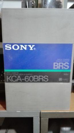 Kolekcjonerka, profesjonalna kaseta video U Matic Sony KCA-60BRS