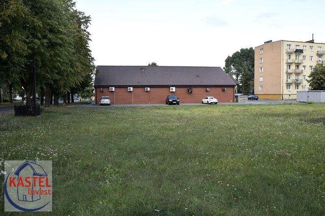 Na sprzedaż działka inwestycyjna w centrum miasta Kłecko