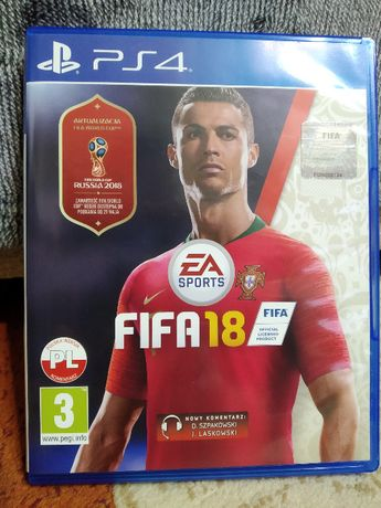 FIFA 18 aktualizacja Russia 2018 PS4