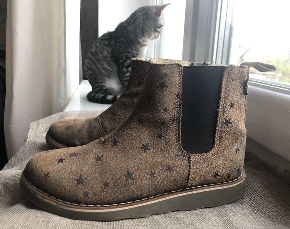 Ботинки Mrugala деми 34 размер