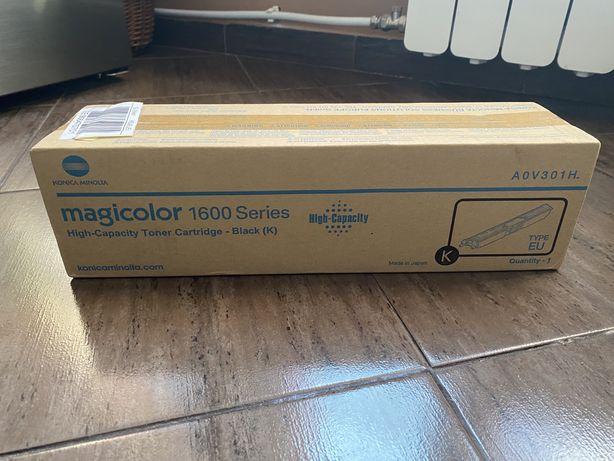 magicolor 1600 series