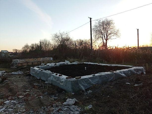 Місце для будівництва гаража