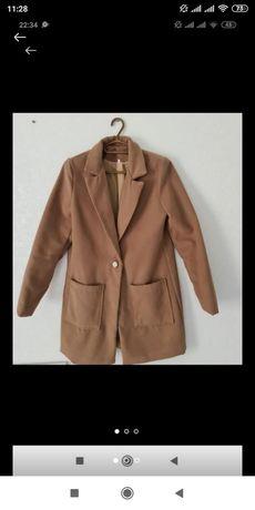 Пальто кашемир, оверсайз , бойфренд