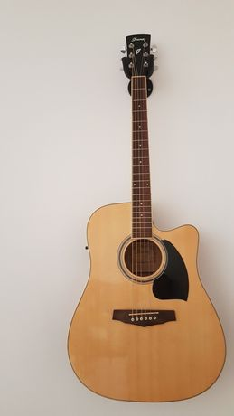 Guitarra Acústica Ibanez  PF15ECE NT