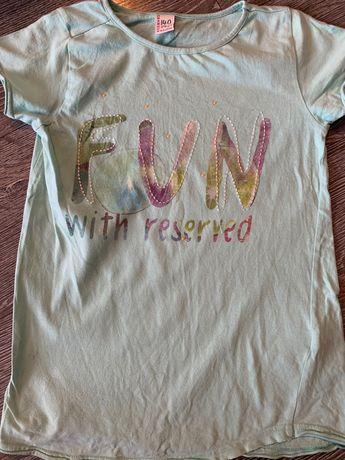 Bluzeczka dla dziewczynki 140 Reserved