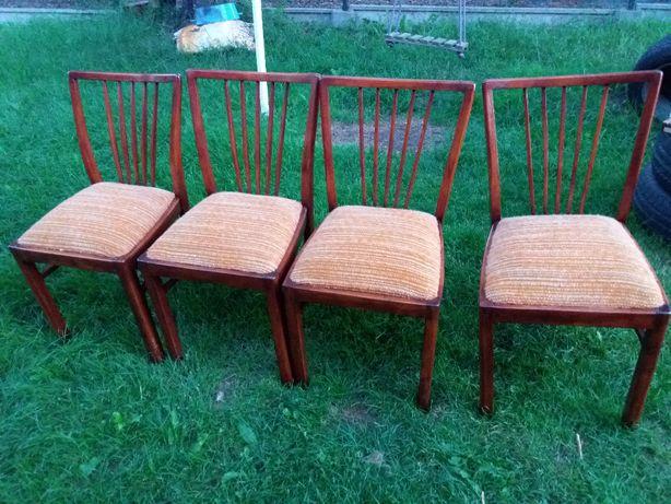 Kultowe krzesła Art Deco-proj.Antonin Suman dla fabryki Ton w Czechach
