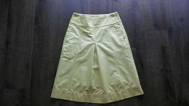 Spódnica firmy Jackpot kolor cytrynowy r. 34