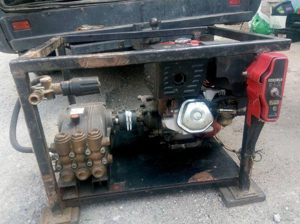 Гидродинамическая установка (машина) аппарат высокого давления