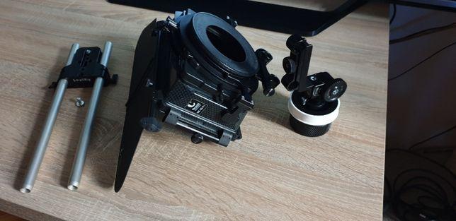 Mattebox + follow focus Chrosziel np do Sony FS7 FS5