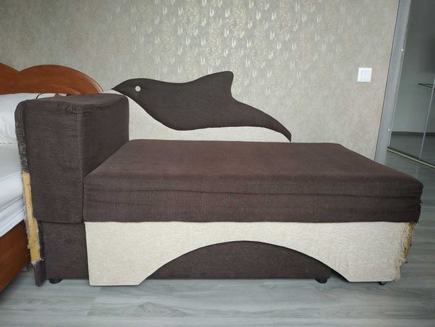 Диван дельфин раскладной