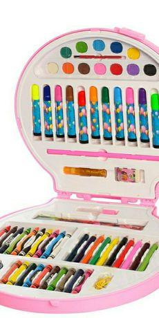 Набор для творчества в чемодане, набор для рисования
