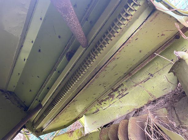 Sieczkarnia claas dominator 105, 85