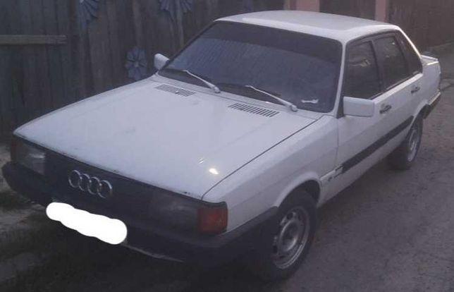 Audi 80 b2 в адекватном состоянии